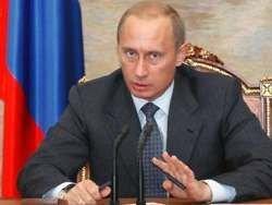 """Путин потребовал сажать коррупционеров из """"Газпрома"""""""