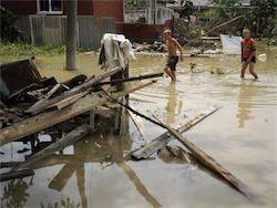 Сомали: спасаясь от наводнения, не наткнуться на мину