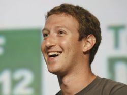 Facebook преодолел отметку в миллиард пользователей
