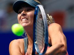 Мария Шарапова вышла в 1/4 финала турнира в Пекине
