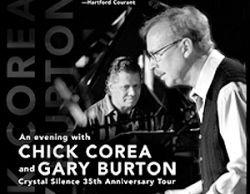 Сегодня в Концертном зале Чайковского выступят два живых классика современности: Чик Кориа и Бэла Флек