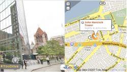 Everyscape.com - перспективный 3D-серфер по городу