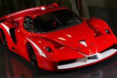 Ferrari представляет уникальный суперкар FXX Evoluzione