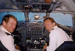 В аэропорту Хитроу лайнер чуть не вылетел с пьяным членом экипажа на борту