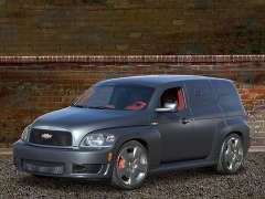 Chevrolet отметила дебют дико концептуального фургона Sema