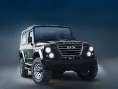 Iveco выпустила в Италии двойника Land Rover Defender - Massif