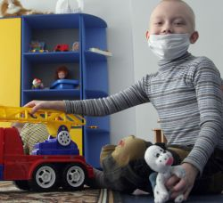 Лёгкие детей восприимчивее к птичьему гриппу