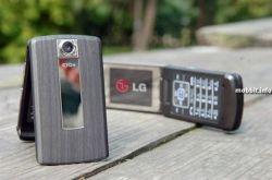 LG Shine Wood LG-LB2500H – почти деревянный телефон