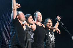 Metallica завершает работу над новым альбомом