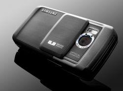 Российский анонс 5-Мп камерафона Samsung G800