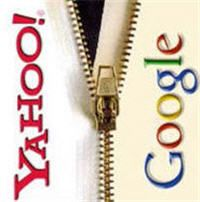 Yahoo против. Google