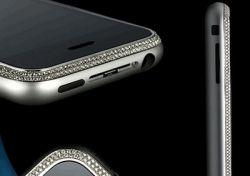 Бриллиантовый iPhone - лучший подарок к Рождеству
