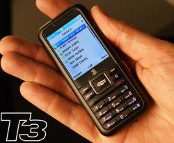 3 Skypephone – телефон от Skype и оператора 3 (фото)