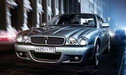 Jaguar XJ Daimler - пафосное авто для любителей строгой архитектуры