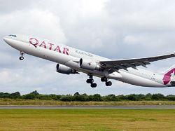 Катарская авиакомпания Qatar Airways перейдет с керосина на газ
