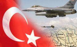 Турецкая армия бомбит позиции курдских боевиков на границе с Ираком