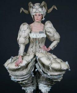 В Новой Зеландии проходит экстравагантное костюмированное WOW-шоу (фото)