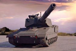 В Британии испытывают невидимый танк
