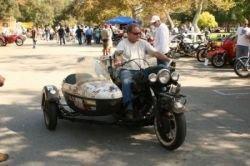 Фестиваль трехколесных мотоциклов в Лос-Анджелесе (фото)