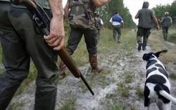 Собаки подстрелили хозяина во время охоты
