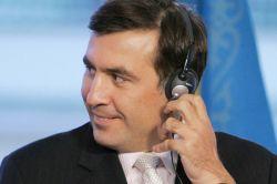 Михаил Саакашвили вызывает Путина на ковер