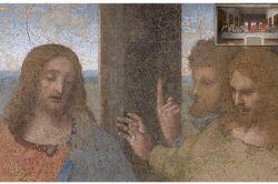 Фреска Тайная вечеря превратилась в 16 000 000 000 пикселей
