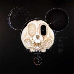 Корейский художник Хюнгко Ли создал выставку скелетов мультгероев (фото)