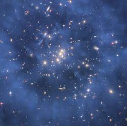 Темной материи, возможно, не существует