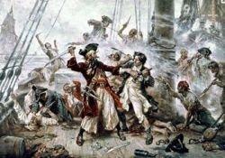 Мифы и правда о пиратах