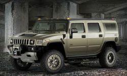 Hummer представил концепт внедорожника H2 Safari Off-Road