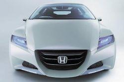 Honda готовит революцию в классе небольших спорт-купе своим концептом CR-Z (фото)