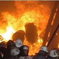 В пригороде Парижа произошел взрыв газа, 35 человек получили ранения