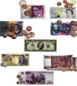 Берегите ваши деньги. Или обмен валюты в чужой стране