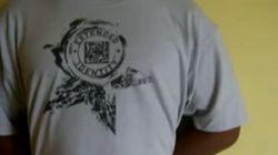 Закодированные футболки - новый носитель информации