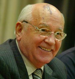 Горбачев стал лауреатом международной премии «Наука за мир»