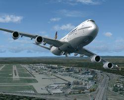 Самолетам авиакомпании Lufthansa запретили летать над Россией