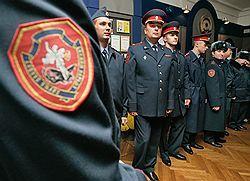 Майор Вячеслав Душенко - бывший обвиняемый в убийстве киллера пытается восстановиться на службе в МВД