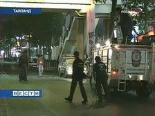 В результате серии взрывов на юге Таиланда пострадали пять человек