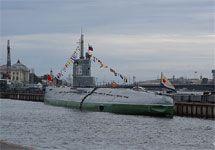 Командование Военно-морского флота России переедет в Петербург