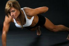 Как нарастить мышцы без штанги?