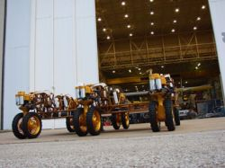 NASA создает грузовик для Луны