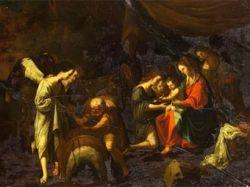 В диване с блошиного рынка нашли картину XVII века
