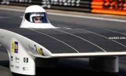 Фоторепортаж с World Solar Challenge – соревнования автомобилей на солнечных батареях (фото)