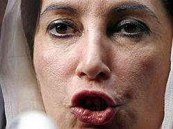 Европа намерена судиться с Беназир Бхутто