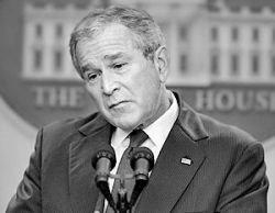 Конгрессмен-демократ Деннис Кусинич усомнился в психическом здоровье Джорджа Буша