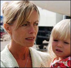 Daily Mail: Маккэны растратили деньги, выделенные для поиска дочери