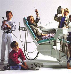Посещение стоматолога станет более веселым процессом