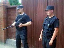 Иностранные охранные компании будут запрещены в РФ