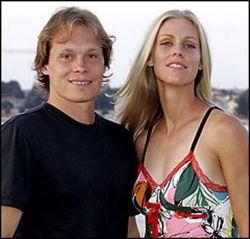 Теннисистка Елена Дементьева и форвард клуба НХЛ Максим Афиногенов свяжут себя брачными узами