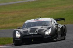 Начались испытания гоночной версии Nissan GT-R